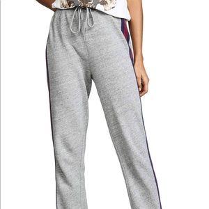 Splendid // NWT Campside Sweatpants in Gray